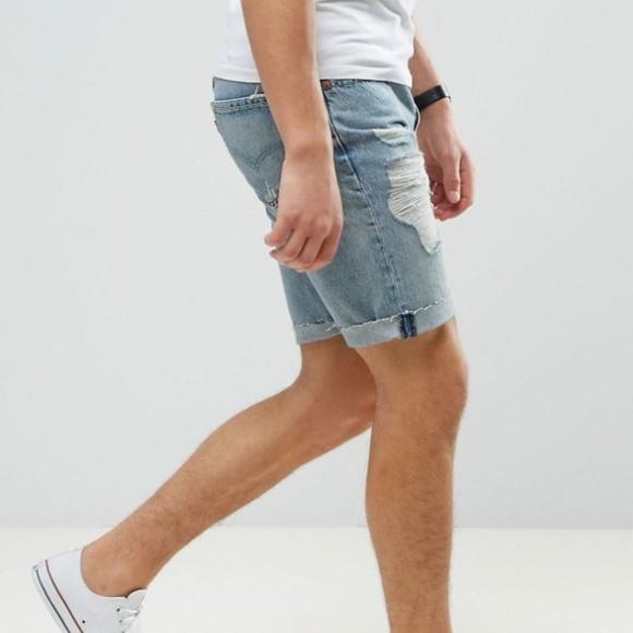 4311c7cb Levi's Jeans | Suitable Men Levis 511 Slim Cut Off D | Poshmark